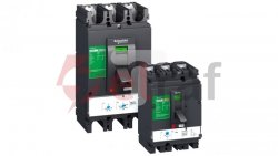 Wyłącznik mocy 100A 4P 36kA EasyPact CVS100 TM100D LV510357