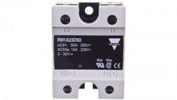Przekaźnik półprzewodnikowy jednofazowy 24-265V AC 25A 3-32V DC RM1A23D25