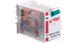 Przekaźnik przemysłowy 4P 125V DC AgNi R4N-2014-23-1125-WT