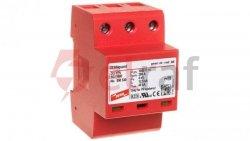 Ogranicznik przepięć C Typ 2 PV 1000V DC 3P 12,5kA 4kV DEHNguard compact YPV SCI 1000 950530