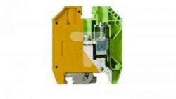 Złączka szynowa ochronna 16mm2 żłóto-zielona GK16-PE 89104319