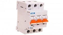 Wyłącznik nadprądowy 3P C 63A 10kA AC PLSM-C63/3-MW 242480