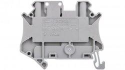 Złączka szynowa rozłączalna 2-przewodowa 2,5mm2 szara UT 2,5-TG 3046388 /50szt./