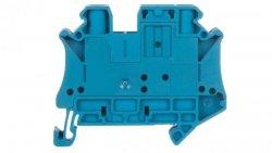 Złączka szynowa rozłączalna 2-przewodowa 6mm2 niebieska UT 6-TG BU 3073856 /50szt./