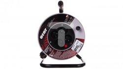 Przedłużacz bębnowy 4-gniazda z/u 20m H05VV-F 3G1 PZ-4Z/STMM
