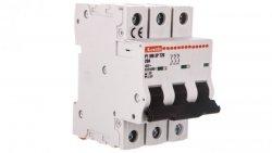 Ogranicznik mocy 3P 20A 10kA P1MB3PT20
