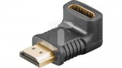 Adapter kątowy HDMI - HDMI 51727