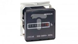 Licznik czasu pracy TAXXO 112 230V AC 051511421