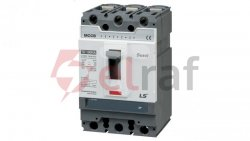 Wyłącznik kompaktowy mocy LS TD160N DSU 160A 3P TD160N DSU 160A 3P