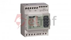 Interfejs RS485-ETHERNET + rejestr danych A80-270VAC IF IF4E011