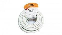 Kabel SAT Trishield HD/10m LIBOX PCC102-10