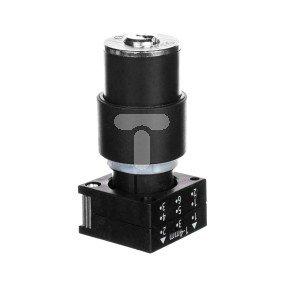 Napęd przełącznika 2 położeniowy z kluczem bez samopowrotu 3SB3000-4LD11
