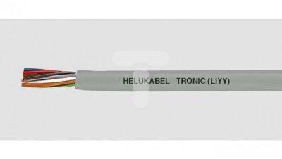 Przewód sterowniczy TRONIC (LiYY) 5x0,34 500V 18060 /bębnowy/
