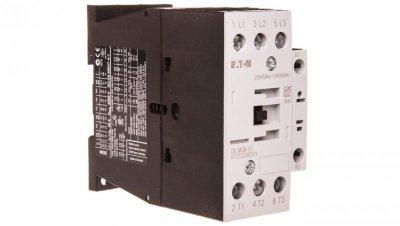 Stycznik mocy 38A 3P 230V AC 0Z 1R DILM38-01(230V50HZ,240V60HZ) 112456