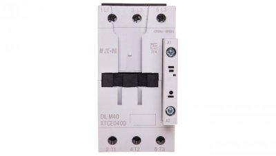 Stycznik mocy 40A 3P 42V AC 0Z 0R DILM40(42V50HZ,48V60HZ) 277762