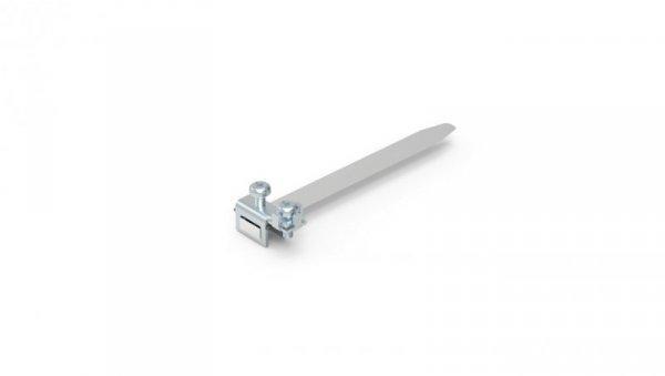 Opaska uziemiająca 125x14x32mm średnica rury do 36mm NI /96440101/
