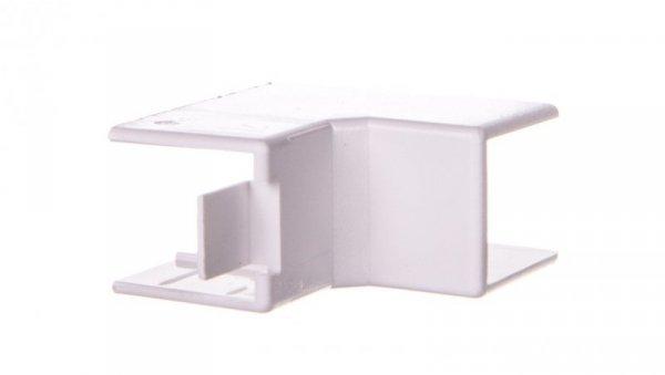 Narożnik do kanałów kablowych wewnętrzny AI 15x17 biały /2szt/ ECAI1517B