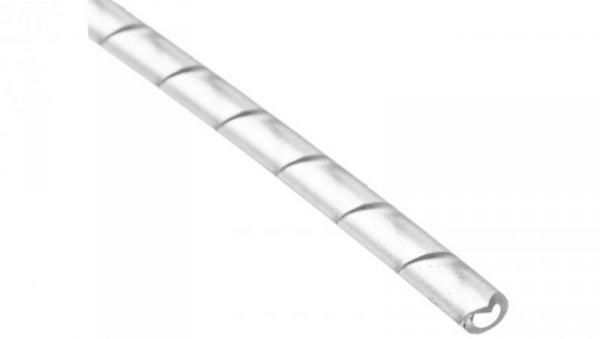 Wężyk ochronny spiralny P 1,5 mm 3 mm transparentny /25m/ ECP1.5