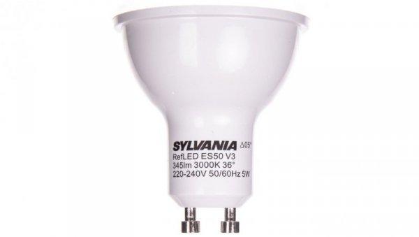 Żarówka LED GU10 5W RefLED ES50 V3 5W 345lm 830 36° SL 3000K 0027433
