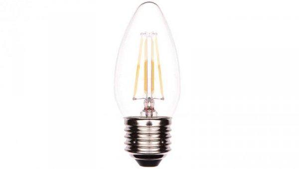Żarówka LED E27 Filament 4W 420lm ToLEDo RT Candle SL 0027284