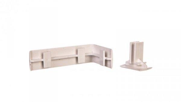Pokrywa styku kanału do RAPID 45-2 100/165mm 168x55x15 GK-KS45-1RW biała 6113020