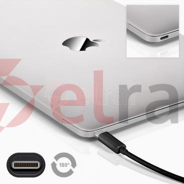 Adapter USB 3.0 SuperSpeed USB-C - USB-A 0,2m 67894