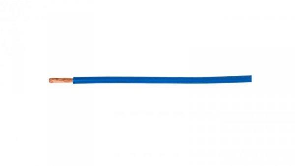 Przewód instalacyjny H05V-K (LgY) 1,5 niebieski /100m/