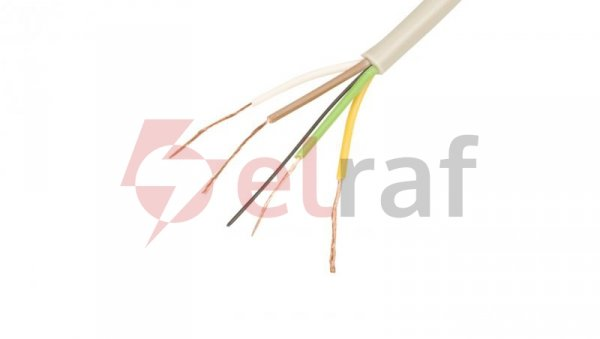 Przewód sterowniczy UNITRONIC LiYY 4x0,34 0028404 /bębnowy/