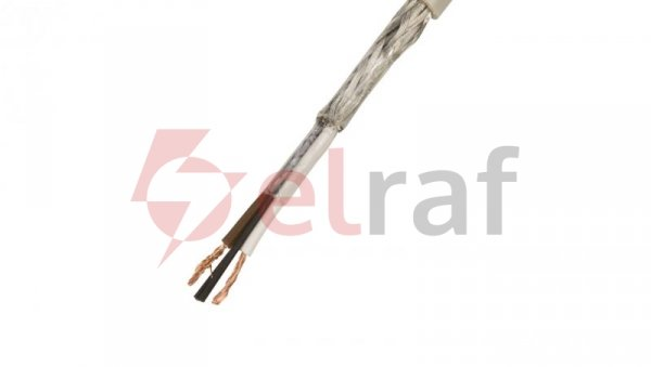 Przewód sterowniczy UNITRONIC LiYCY 2x0,75 0034702 /bębnowy/