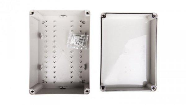 Puszka natynkowa LIGHT 328x239x129 12xM40 gładka IP66/67 EL-322