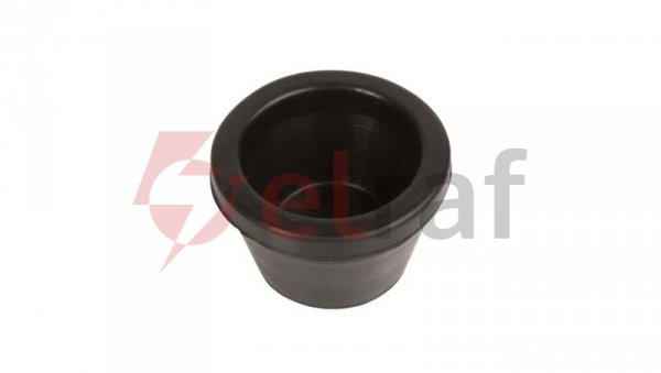 Przepust gumowy BDE 42 czarny IP30 E03DK-05010101301 /10szt./