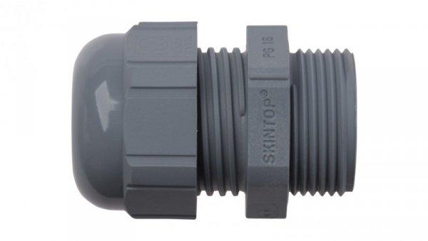 Dławnica kablowa poliamidowa PG16 IP68 SKINTOP ST 16 ciemnoszara 53015040