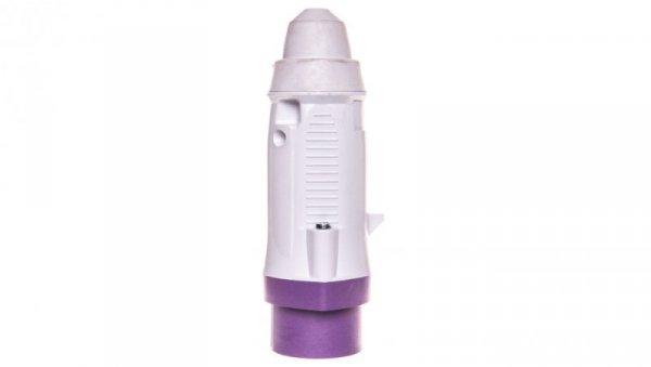 Wtyczka przenośna 32A 2P 20-25V fioletowa IP44 P17 055271