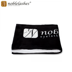 Koc z logo Noble Lashes