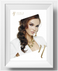 Plakat Noble Lashes Elegant