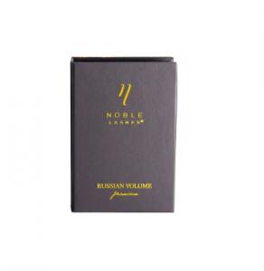 Rzęsy Russian Volume premium MINI D 0,07