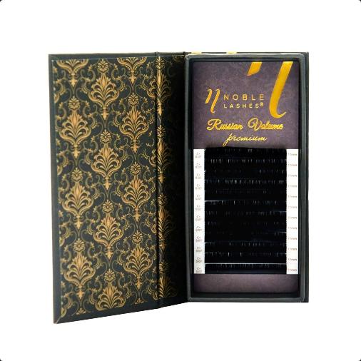 Rzęsy Russian Volume D+ 0,15