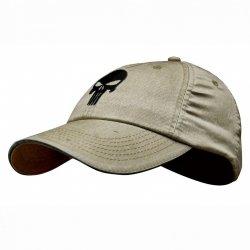 czapka PUNISHER (piaskowa)