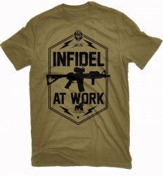 INFIDEL AT WORK