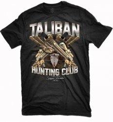 TALIBAN HUNTING CLUB