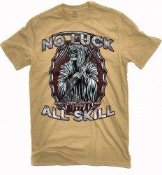 NO LUCK ALL SKILL