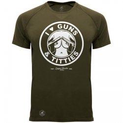 GUNS AND TITTIES - TERMOAKTYWNA