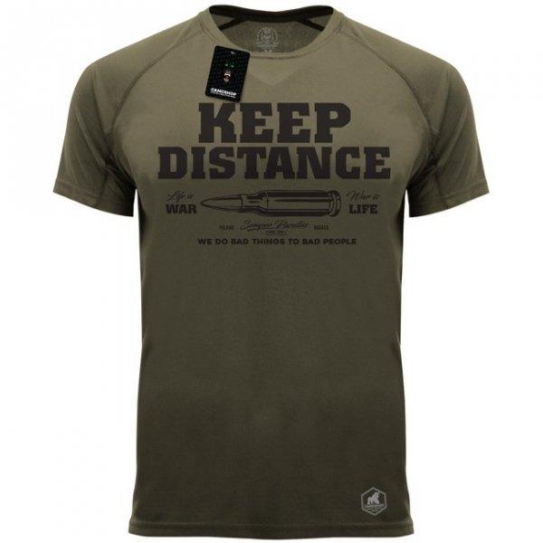 KEEP DISTANCE - TERMOAKTYWNA