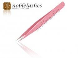 Straight Pink Tweezer