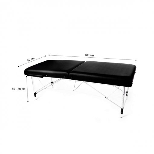 Beauty bed for lash stylist