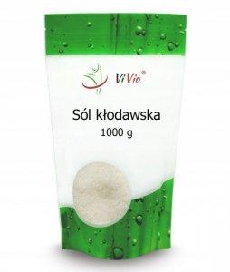 Sól Kłodawska Drobno Mielona 1kg - Polska