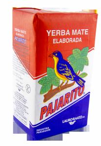 Yerba Mate Pajarito Elaborada - 1kg