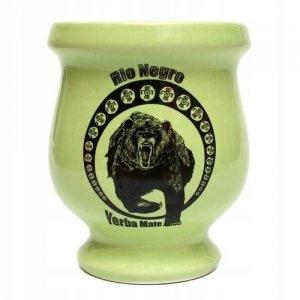 Matero Porongo Zielone Rio Negro 300 ml Yerba Mate