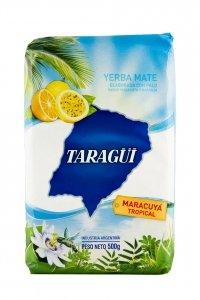 Yerba Mate Taragui Tropical Maracuja Naranja 500g