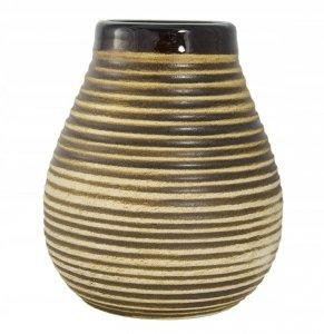 Matero Ceramiczne tykwa miodowa 250 ml Yerba Mate